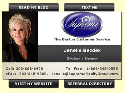 Jenelle Bezdek, Supreme Realty Group